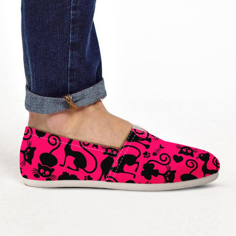 Image of Cats Pink Ladies Casuals
