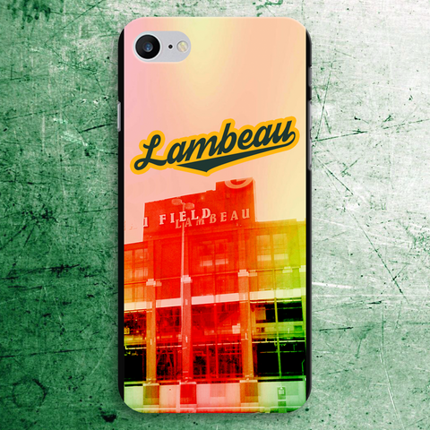 Image of Lambeau Field Green Bay Phone Case