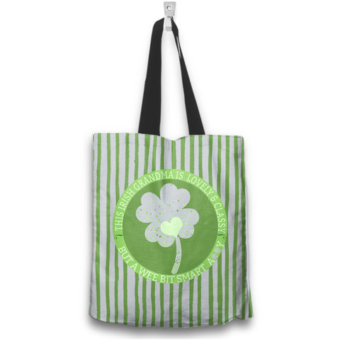 Gift for Irish Grandma Tote Bag