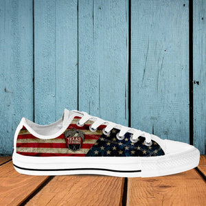 Texas Strong Low Top Shoes