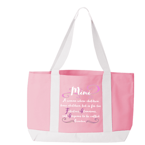 Image of Fabulous Mimi Tote Bag