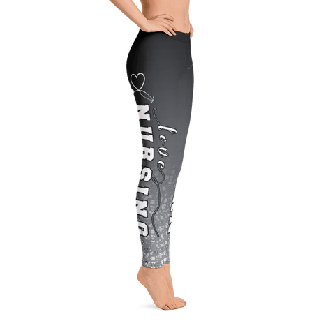Image of leggings for nurses