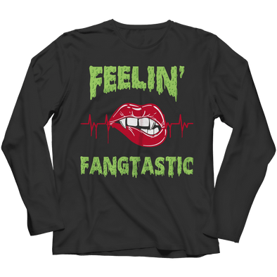 Feelin' Fangtastic - Long sleeve