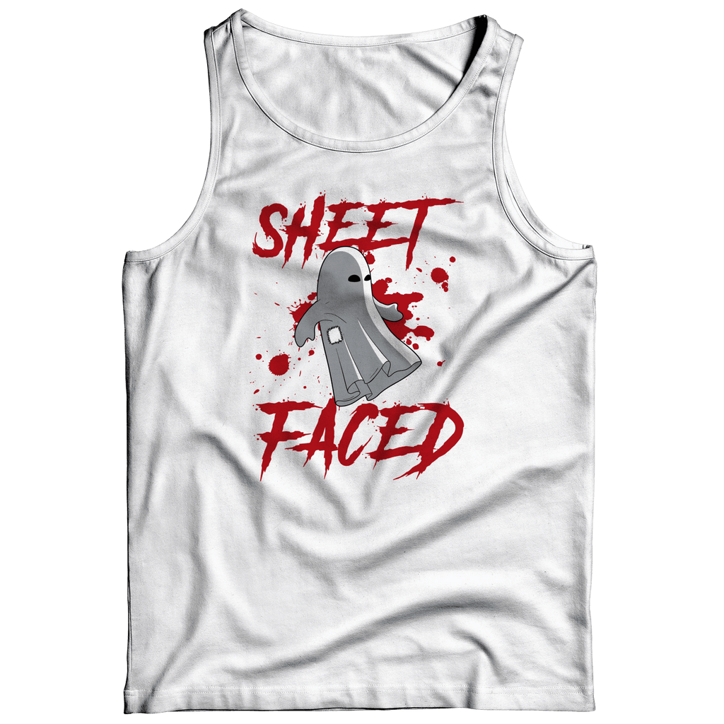 Sheet Faced Unisex T Shirt
