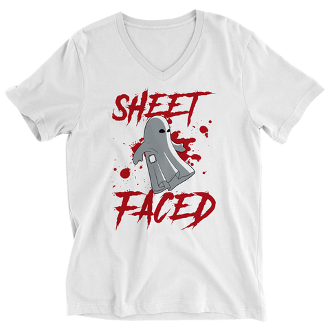 Image of Sheet Faced Unisex T Shirt
