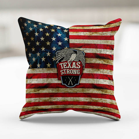 Texas Strong Pillowcase
