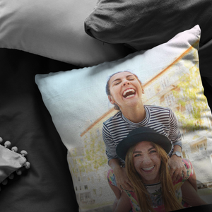 personalized photo pillow add photo