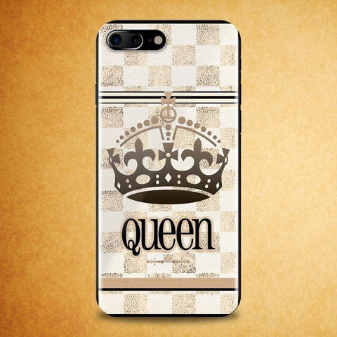 queen phone case