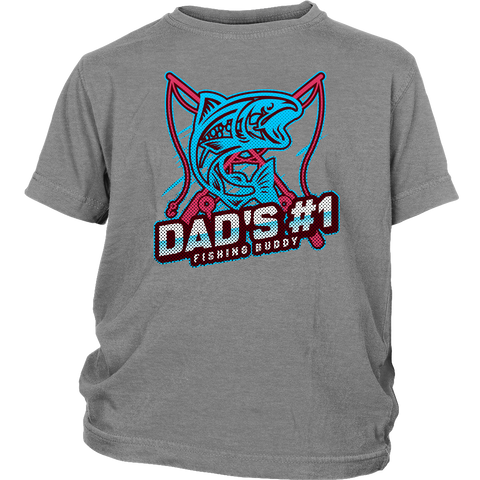 Fishing Buddies Father Son Matching Personalized Shirts