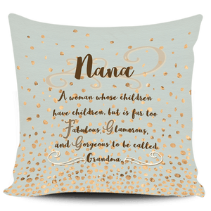 ToFabulous Nana Pillow