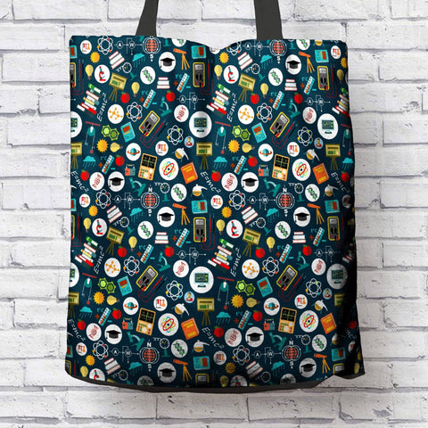 Image of Teacher Tote Bag
