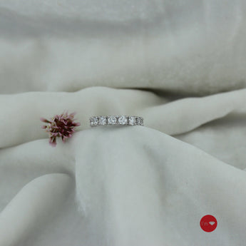 2.92 Ct E-F Color Tamtur Yüzük - I'm Diamond