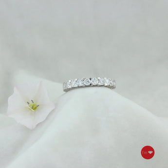 3.13 Ct D-E  Color Tamtur Yüzük - I'm Diamond