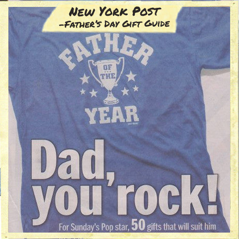 Solid Threads Father of the Year Vintage T-shirt | New York Post