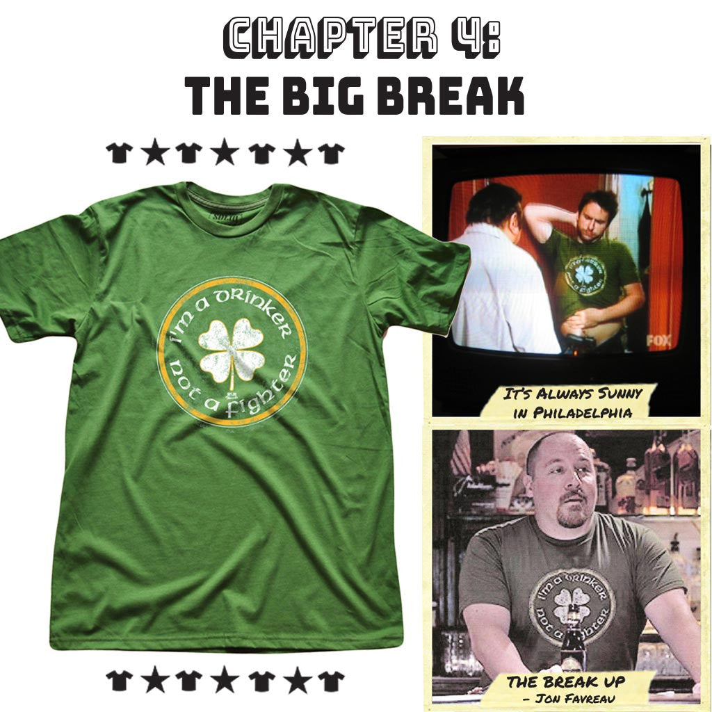 Making a Vintage T-shirt Brand | Solid Threads Chapter 4: The Big Break