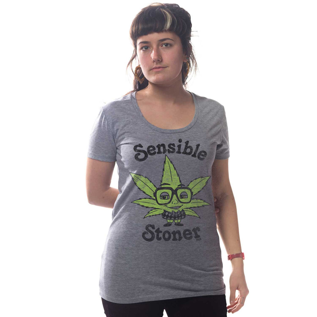 womens_sensible_stoner_vintage_inspired_tee_shirt_with_retro_marijuana_graphic_on_model