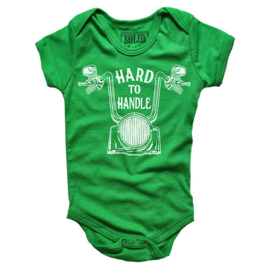 Baby Hard To Handle One Piece Romper