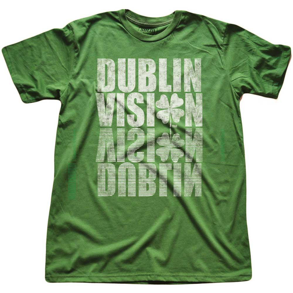 Dublin Vision Vintage Inspired T-Shirt | SOLID THREADS