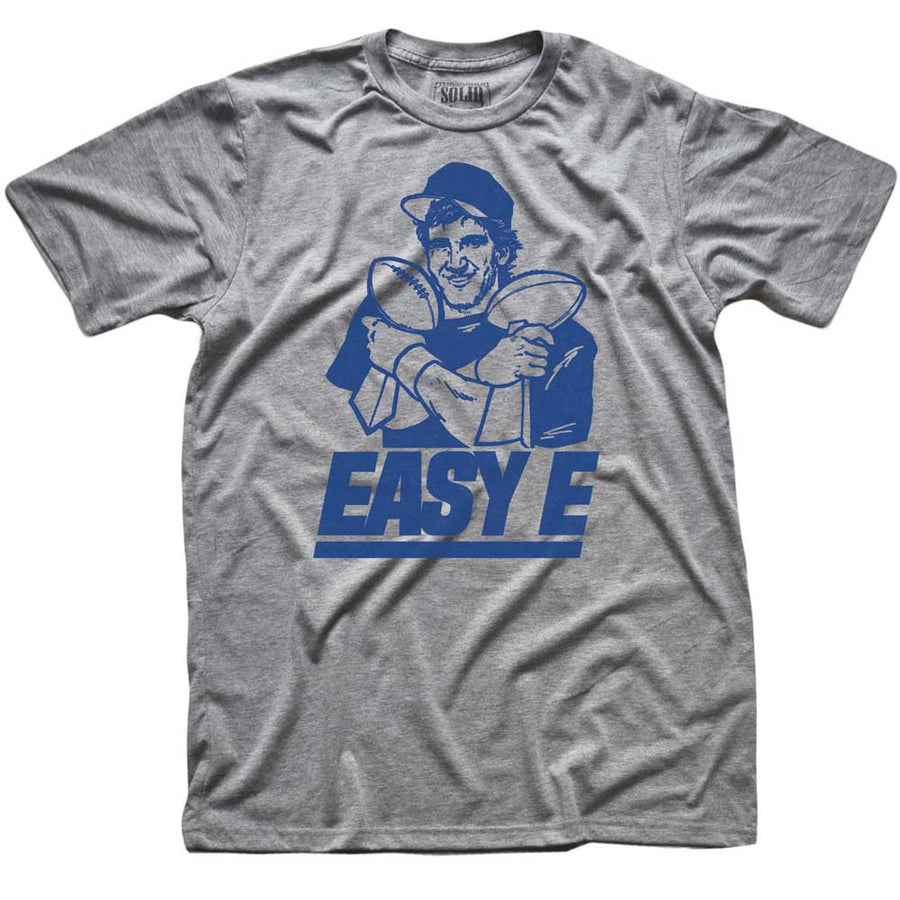 Easy E Vintage Inspired Football T-shirt | SOLID THREADS