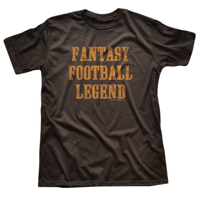 Fantasy Football Legend Vintage Inspired T-shirt | SOLID THREADS
