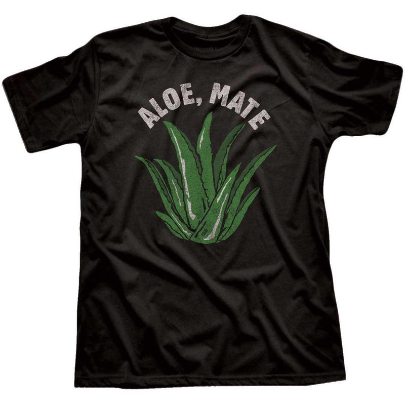 Aloe, Mate Vintage Inspired T-Shirt | SOLID THREADS