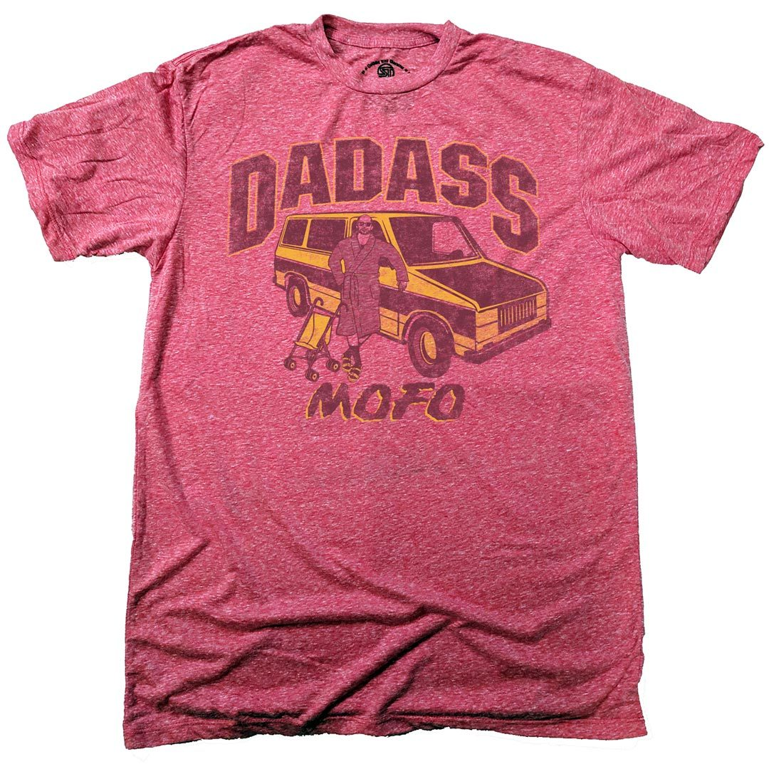 Dadass Vintage Inspired T-Shirt | SOLID THREADS