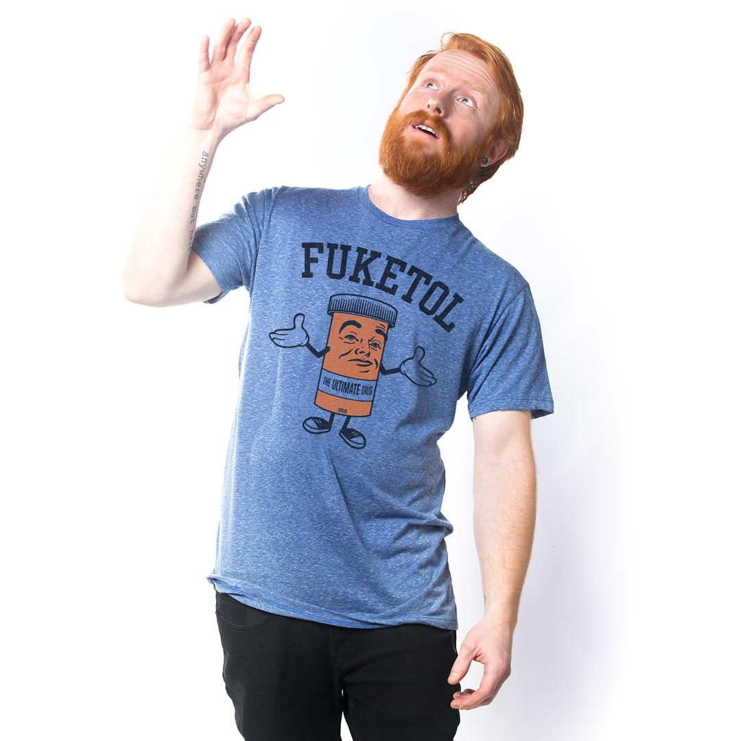 Fuketol Vintage Inspired T-shirt | SOLID THREADS