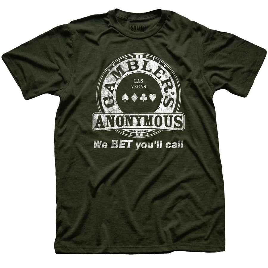 Gambler's Anonymous T-shirt