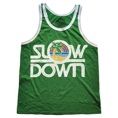 Slow Down Tank Top