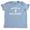 Toddler's Made In New Jersey Retro Tee | SOLID THREADS