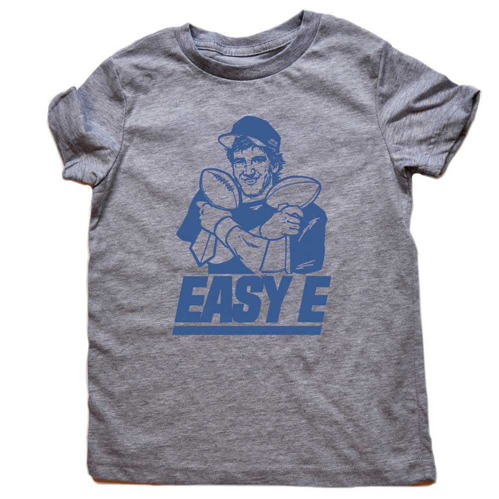Toddler's Easy E Retro Tee | SOLID THREADS