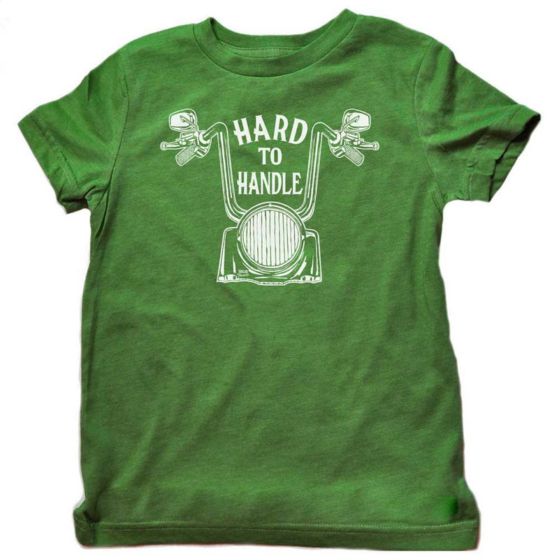 Toddler's Hard To Handle T-shirt