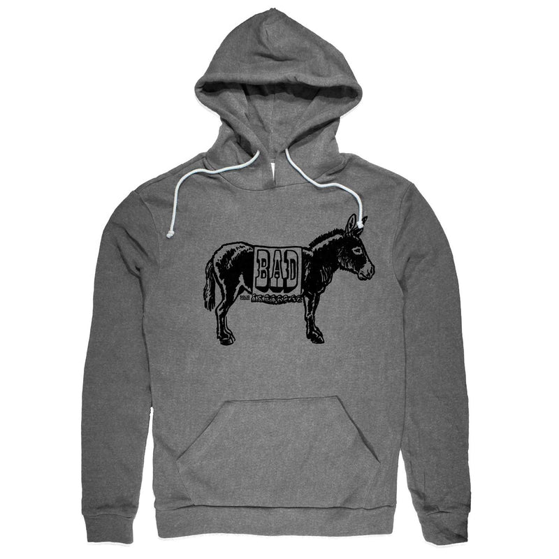 Bad Ass Pullover Hoodie