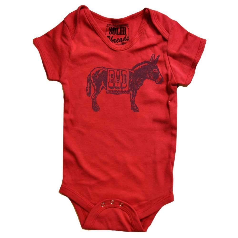 Baby Bad Ass Retro Onesie | SOLID THREADS