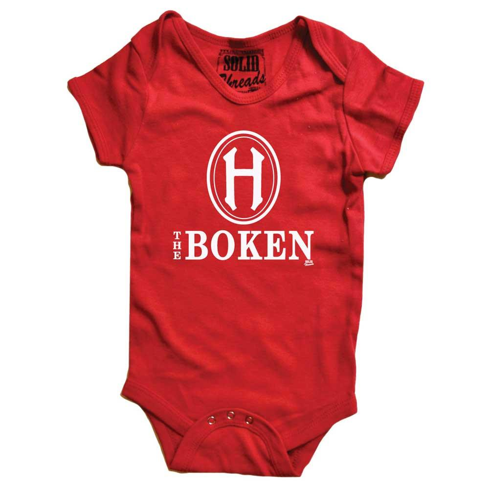 Baby The Boken Retro Onesie | SOLID THREADS
