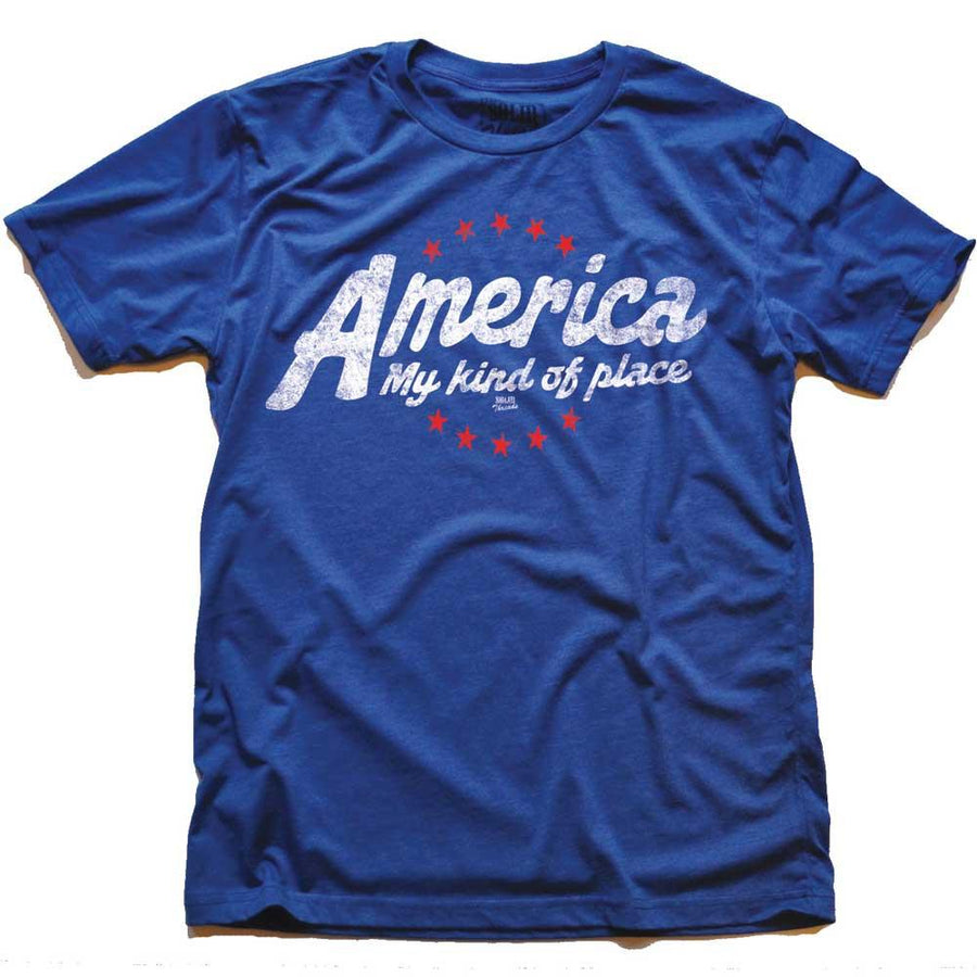 America My Kind Of Place T-shirt