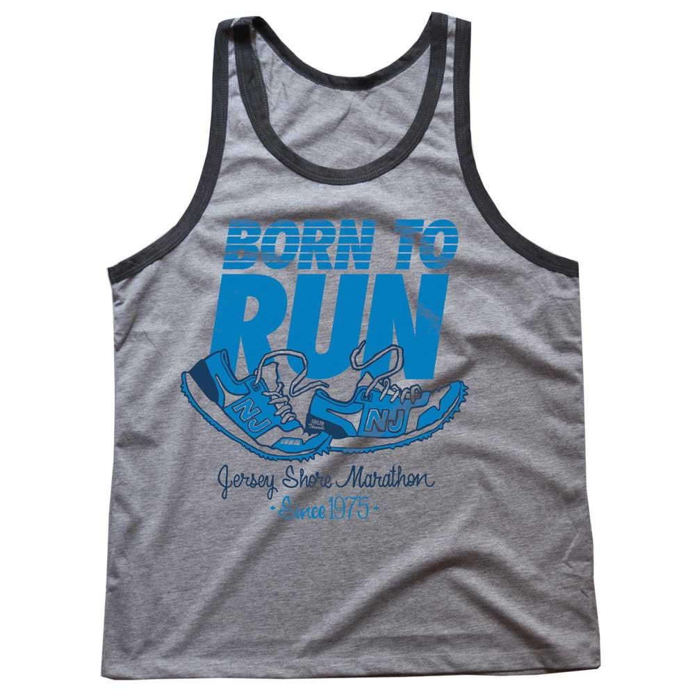 Born To Run Vintage Tank Top | SOLID THREADS