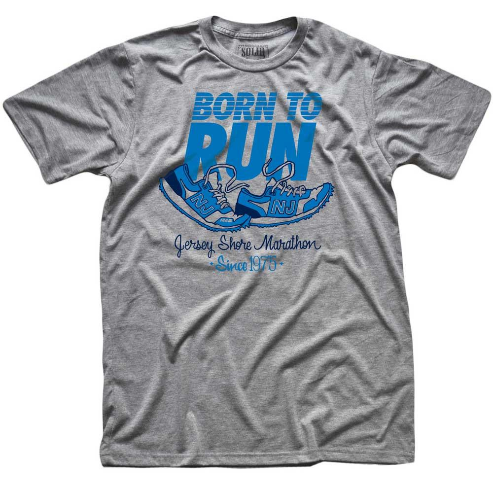 Born To Run Vintage T-shirt | SOLID THREADS