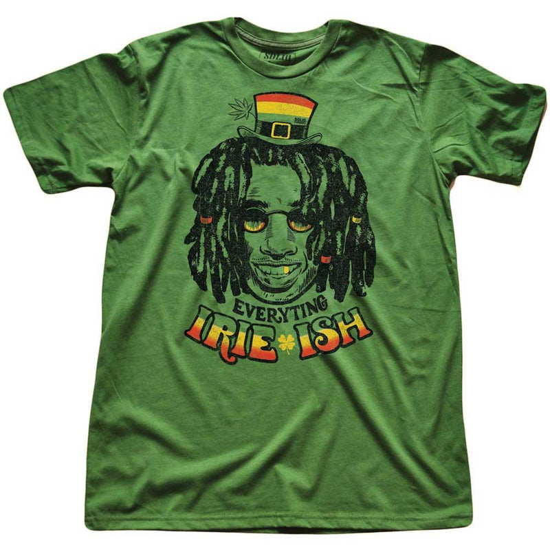Everything Irie-ish Vintage Inspired T-Shirt | SOLID THREADS