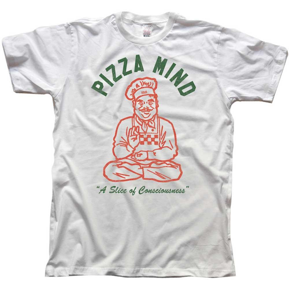 Pizza Mind T-shirt | SOLID THREADS