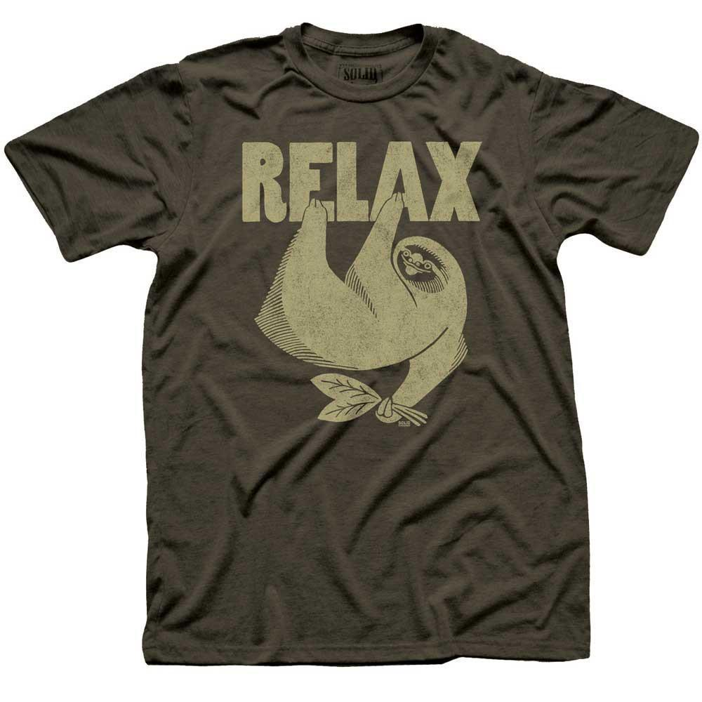 Relax Vintage T-Shirt | SOLID THREADS