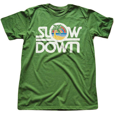 Slow Down Vintage T-shirt | SOLID THREADS