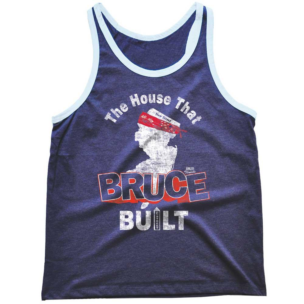 The House That Bruce Built Vintage Tank Top | SOLID THREADS