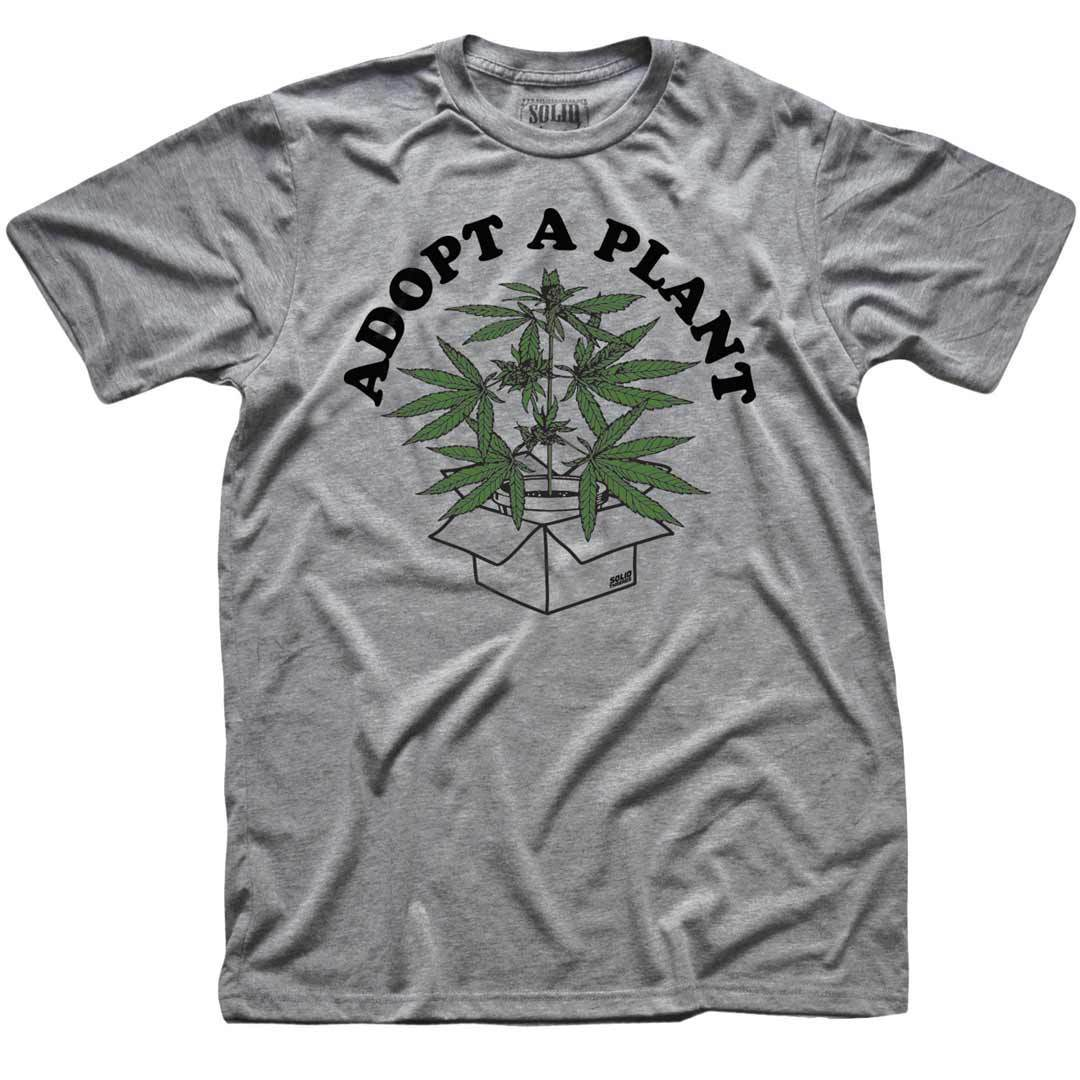 Adopt a Plant Vintage Inspired T-shirt | SOLID THREADS
