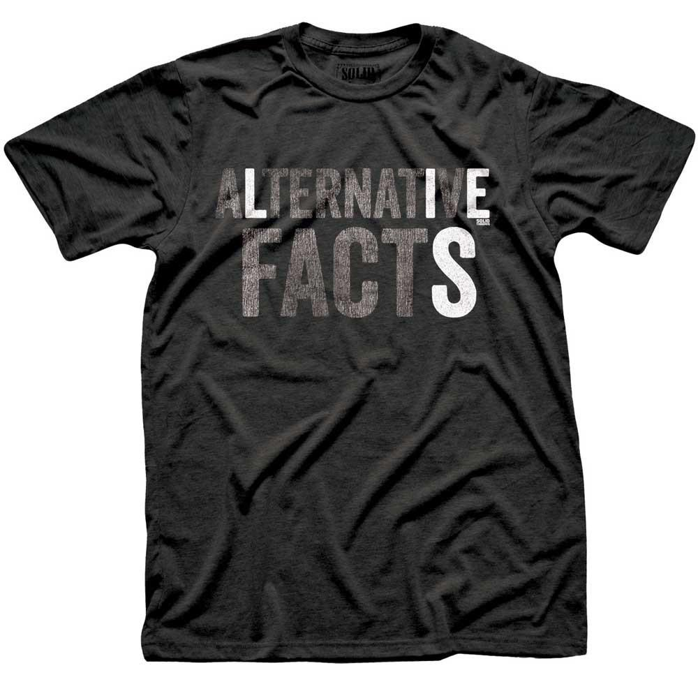 Alternative Facts Vintage Inspired T-shirt | SOLID THREADS