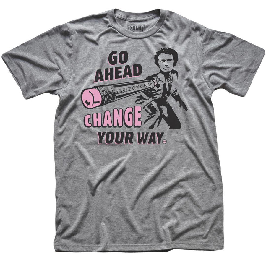 Change Your Way T-shirt