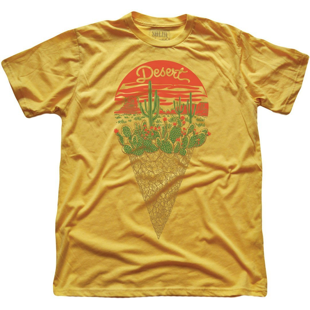 Desert Vintage Inspired T-shirt | SOLID THREADS
