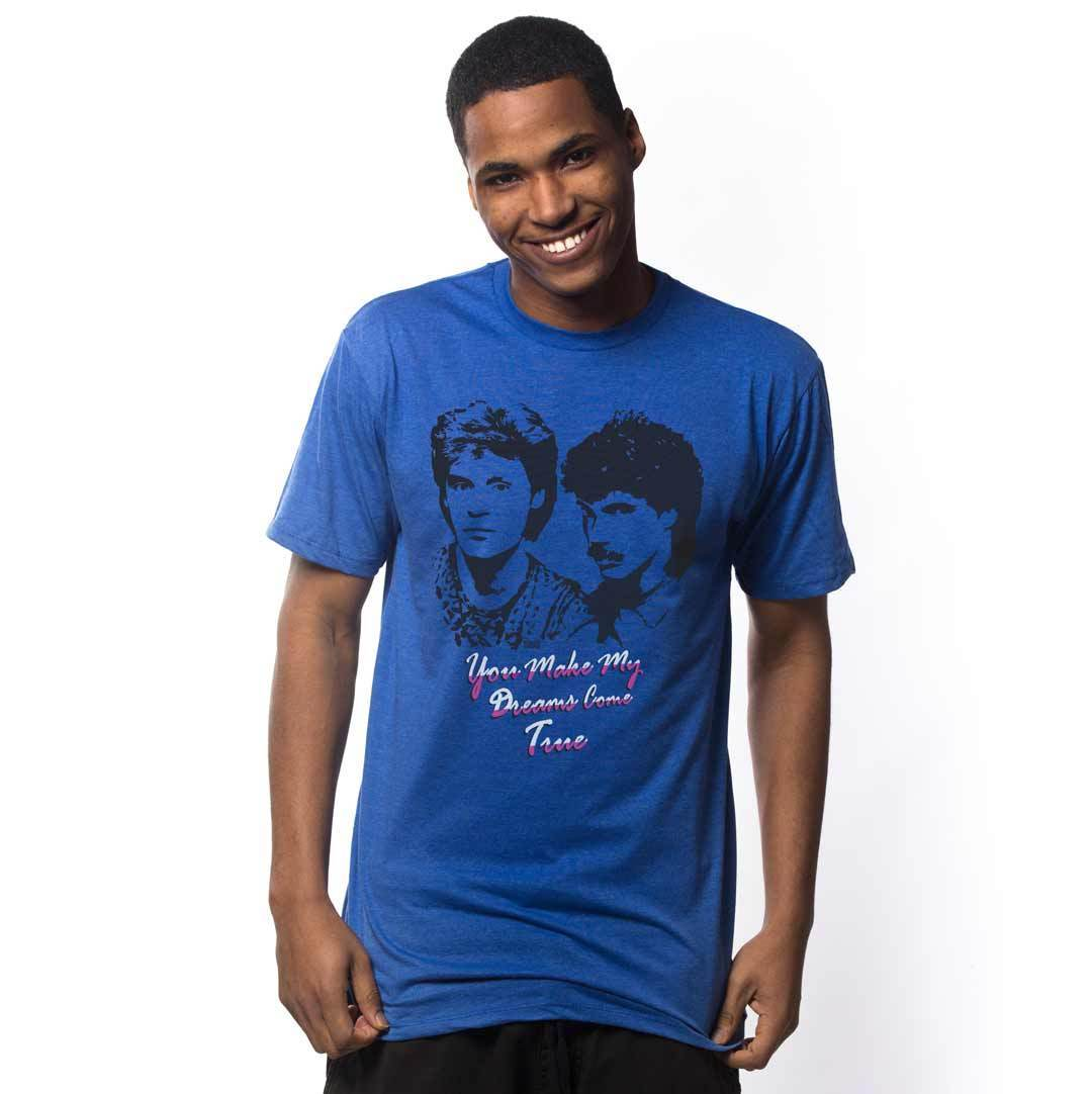 You Make My Dreams Come True Vintage Inspired T-shirt | SOLID THREADS