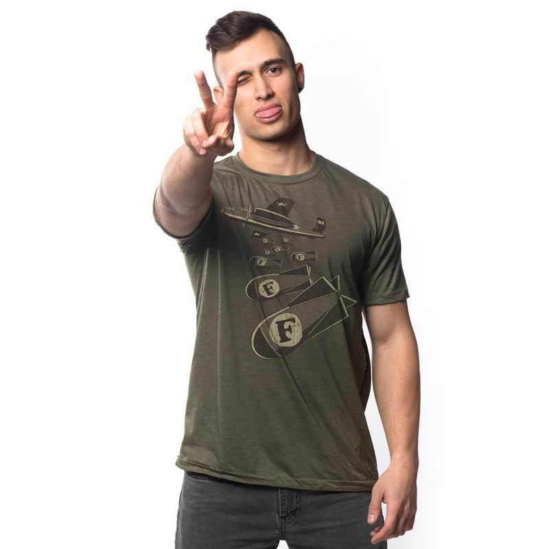 F-Bombs Vintage Inspired T-shirt | SOLID THREADS