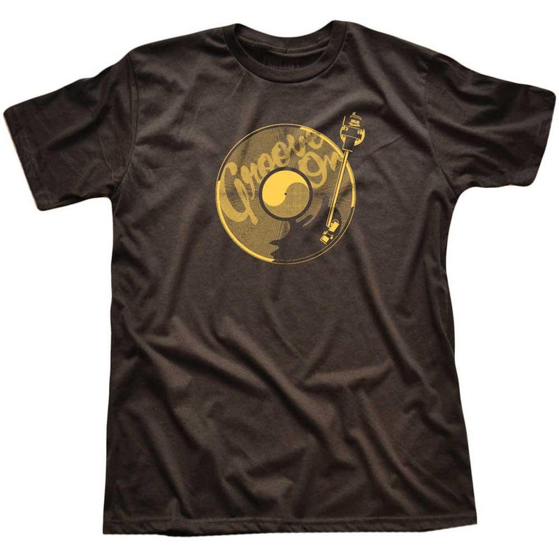 Groove On Vintage Inspired T-Shirt | SOLID THREADS